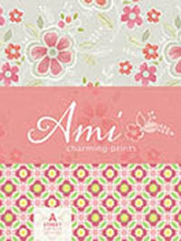 Wallpapers by Ami Charming Prints Book