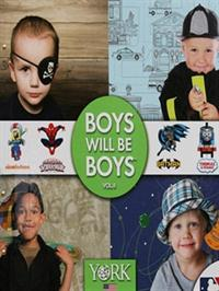 Wallpapers by Boys Will be Boys  II Book