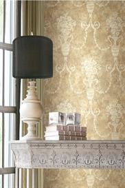 Lavarone Urn Damask DS21201