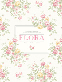 Wallpapers by Flora Collection Book