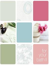 Wallpapers by For Your Bath 2 Book