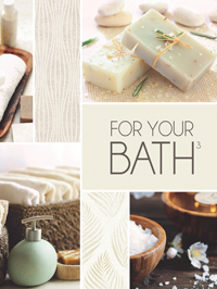 Wallpapers by For Your Bath 3 Book