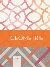 Geometrie Wallpaper Book By A Street Prints