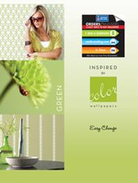 Wallpapers by Inspired by Color Green Book