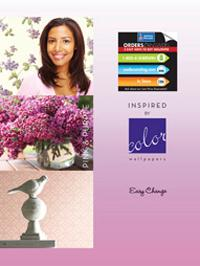 Wallpapers by Inspired by Color Pink & Purple Book