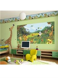 Wallpapers by Jungle Fun Collection Book