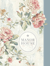 Wallpapers by Manor House Book
