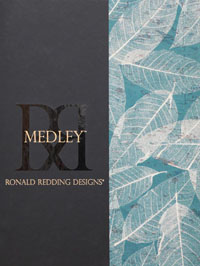 Wallpapers by Medley By Ronald Redding Book