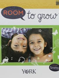 Wallpapers by Room to Grow by York Book