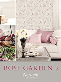 Wallpapers by Rose Garden 2 Book
