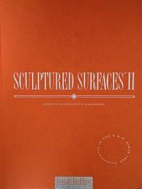 Wallpapers by Sculptured Surfaces II by Ronald Redding Book