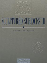 Wallpapers by Sculptured Surfaces III by Ronald Redding Book