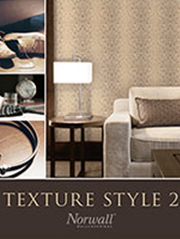 Wallpapers by Texture Style 2 Book
