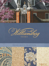 Wallpapers by Williamsburg II Book