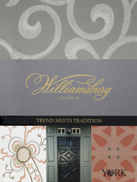 Wallpapers by Williamsburg III Book