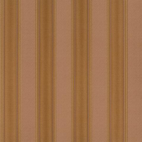 Tiberia Large Satin Stripe