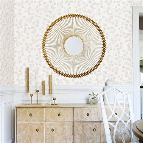 Mali Beige Trail Wallpaper