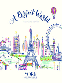 Wallpapers by A Perfect World Book