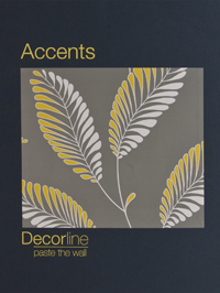 Wallpapers by Accents Book