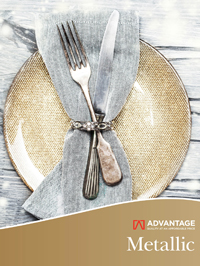 Wallpapers by Advantage Metallic Book