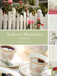 Wallpapers by Andover Miniatures VI Book
