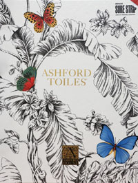 Wallpapers by Ashford Toile Book