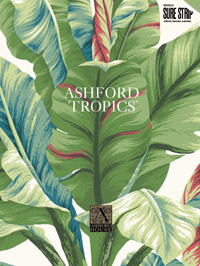 Wallpapers by Ashford Tropics Book
