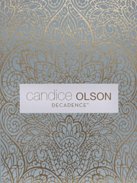 Wallpapers by Candice Olsen Decadence Book