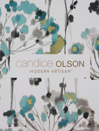 Wallpapers by Candice Olson Modern Artisan Book