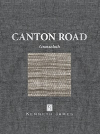 Wallpapers by Canton Road by Kenneth James Book