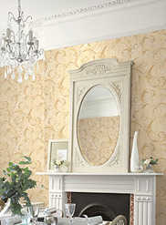 claybourne wallpaper room scene 7