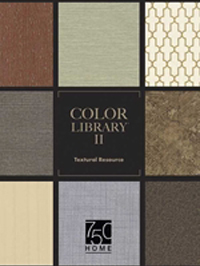 Wallpapers by Color Library II Book