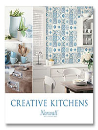 Wallpapers by Creative Kitchens Book