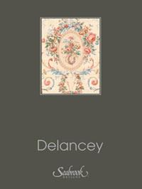 Wallpapers by Delancey by Seabrook Book
