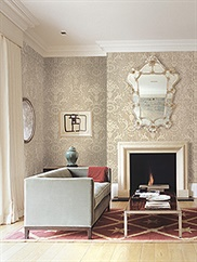 damask-folio wallpaper room scene 3