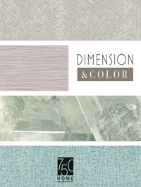 Wallpapers by Dimension & Color Book