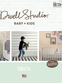 Wallpapers by Dwell Studios Baby + Kids Book