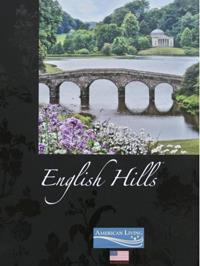 Wallpapers by English Hills Book