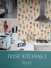 Wallpapers by Fresh Kitchen 5 Book