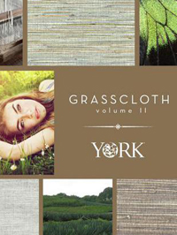Wallpapers by Grasscloth By York Vol. II Book