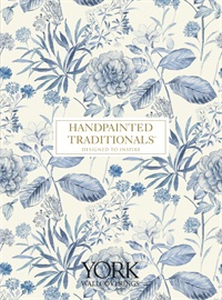 Wallpapers by Handpainted Traditionals Book