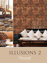 Wallpapers by Illusions 2 Book