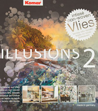 Wallpapers by Into Illusions II Book