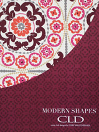 Wallpapers by Modern Shapes Book