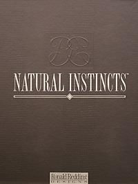 Wallpapers by Natural Instincts by Ronald Redding Book