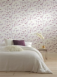 ON1606, Sunlit Branches Wallpaper