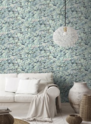 ON1616, Hydrangea Bloom Wallpaper