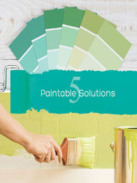 Wallpapers by Paintable Solutions 5 Book