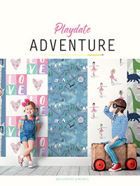Wallpapers by Playdate Adventure Book