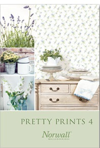 Wallpapers by Pretty Prints 4 Book